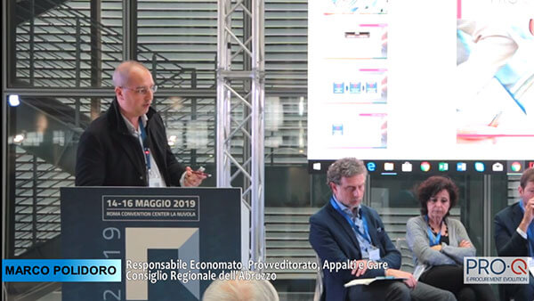 Gestione delle procedure di gara: ecco perché il Consiglio Regionale dell'Abruzzo ha scelto PRO-Q