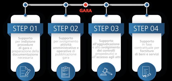 step supporto esterno